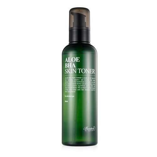 Benton Aloe Bha Skin Toner Tónico hidratante y exfoliante