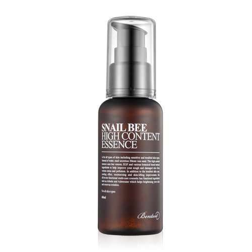 Benton Snail Bee High Content Essence esencia antiarrugas y antimanchas