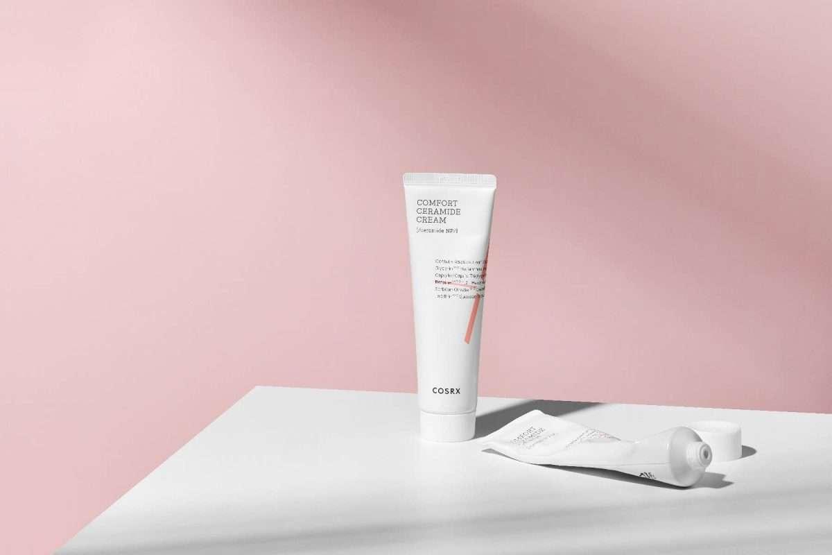 Cosrx Balancing Comfort Ceramide Cream 3
