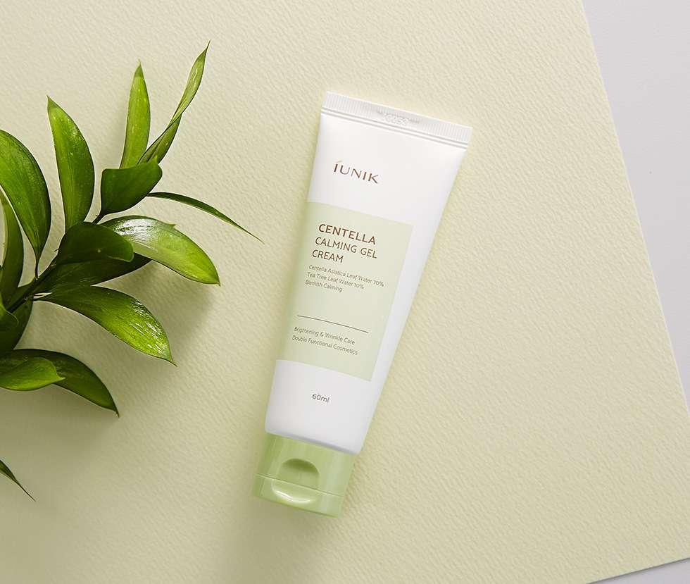 IUNIK Centella Calming Gel Cream 3