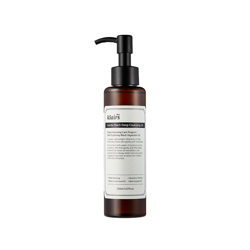 Klairs Gentle Deep Cleansing Oil aceite limpiador con aceites naturales