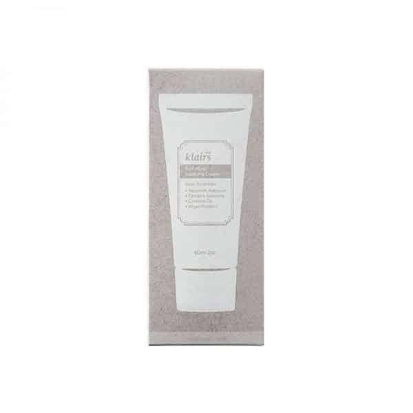 Klairs Rich Moist Soothing Cream crema hidratante para piel sensible 2