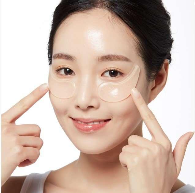 Missha Speedy Solution Firming Gel Eye Patch parches para los ojos 2
