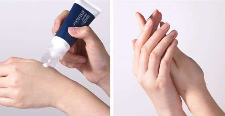 Pyunkang Yul Skin Barriers Professional Hand Cream 5